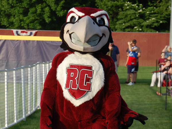 Roanoke Mascot